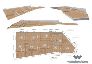 愛知県名古屋市千種区 分譲 宅地造成工事完了いたしました。
