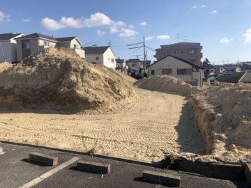 東海市 樹木伐採・宅地造成・擁壁工事 承りました。