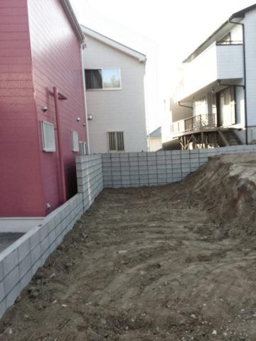 愛知県大府市の宅地造成工事が完了しました。