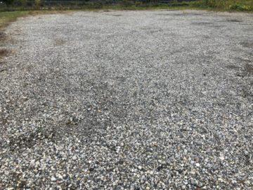 岐阜県美濃加茂市にて駐車場造成工事完了しました。