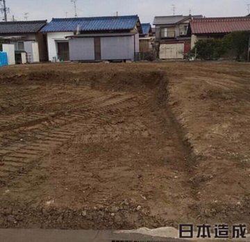 愛知県一宮市 解体造成工事 完了致しました! 日本造成