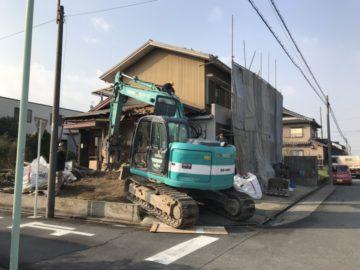整地する為にも既存建物をしっかりと解体し処分を行う。解体工事は住宅の木造住宅から、軽量鉄骨、重量鉄骨など様々あり、解体工事費用もさまざまとなります。