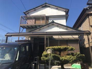 一宮市のK様邸解体工事が始まりました! 新築造成 愛知県一宮市 日本造成