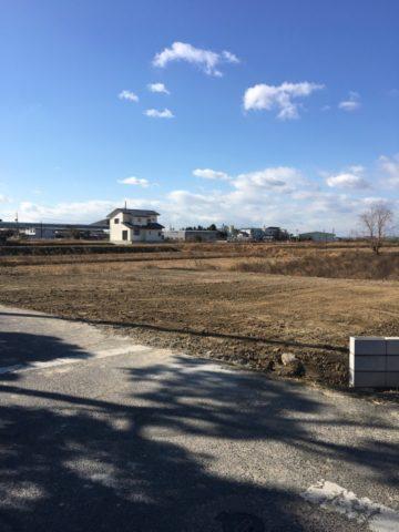 愛知県刈谷市 農地転用し、宅地造成