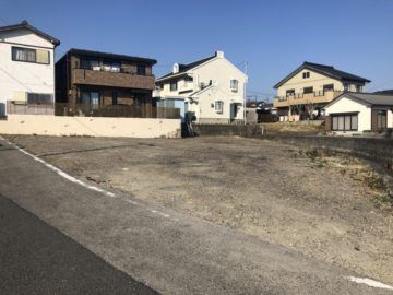 東浦町M様邸宅地造成工事が完成しました!